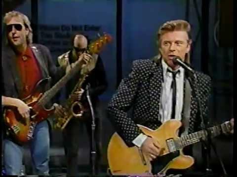 Dave Edmunds @ The David Letterman Show 1987