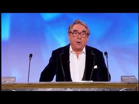 Ronnie Corbett at the British Comedy Awards