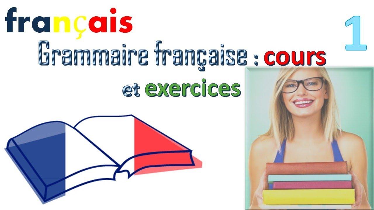 Grammaire française : cours et exercices pour Débutants en ...
