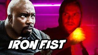 Luke Cage Season 2 Iron Fist Scene Explained - How To Fix Iron Fist