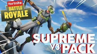 HOW TO PLAY FORTNITE ON PC/NOTEBOOK WEAK (Supreme Pack V3)