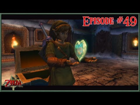 The Legend Of Zelda: Twilight Princess - The Heart Piece Quest Begins - Episode 49