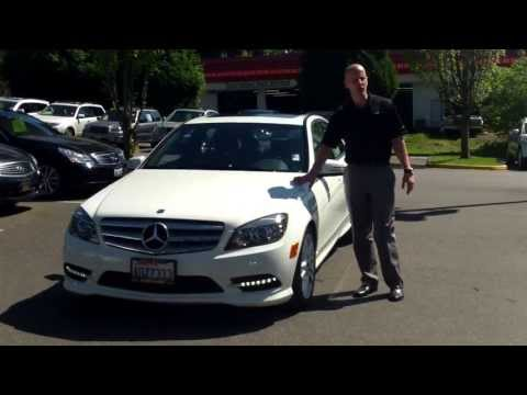 2011 Mercedes C300 4Matic Review - In 3 minutes you'll be an expert on the C300