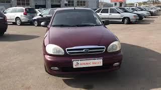 ЗАЗ Chance, 2009 год, МТ, пробег 189 000 км, обзор автомобиля с пробегом в Альянс...
