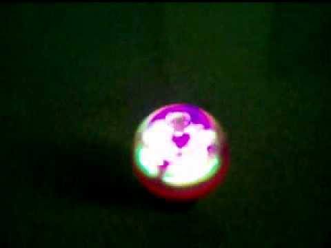 Flashing Rolling Ball