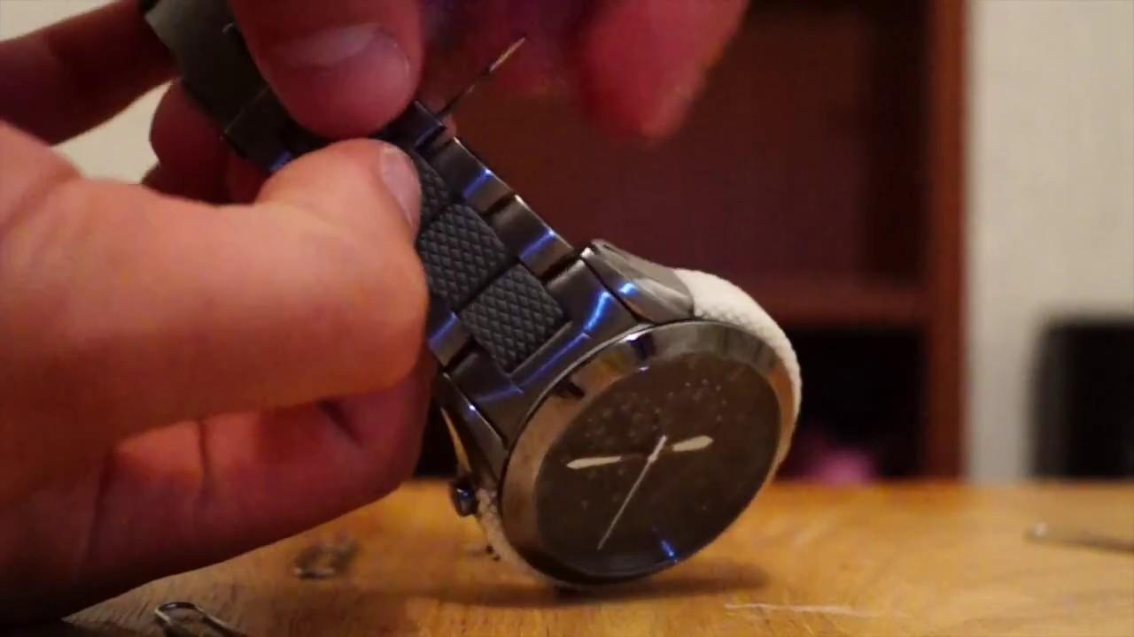 Como Sin Blanco Butcher Herramientalife Hack By Quitar De Eslabones Reloj The rWQxdCoBeE