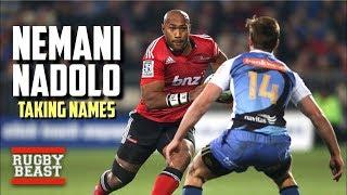 Nemani Nadolo | Taking Names