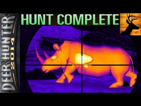 Deer Hunter [Big Rhinoceros]