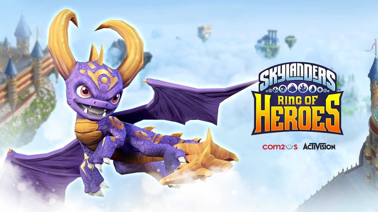 Image result for Skylanders: Ring of Heroes