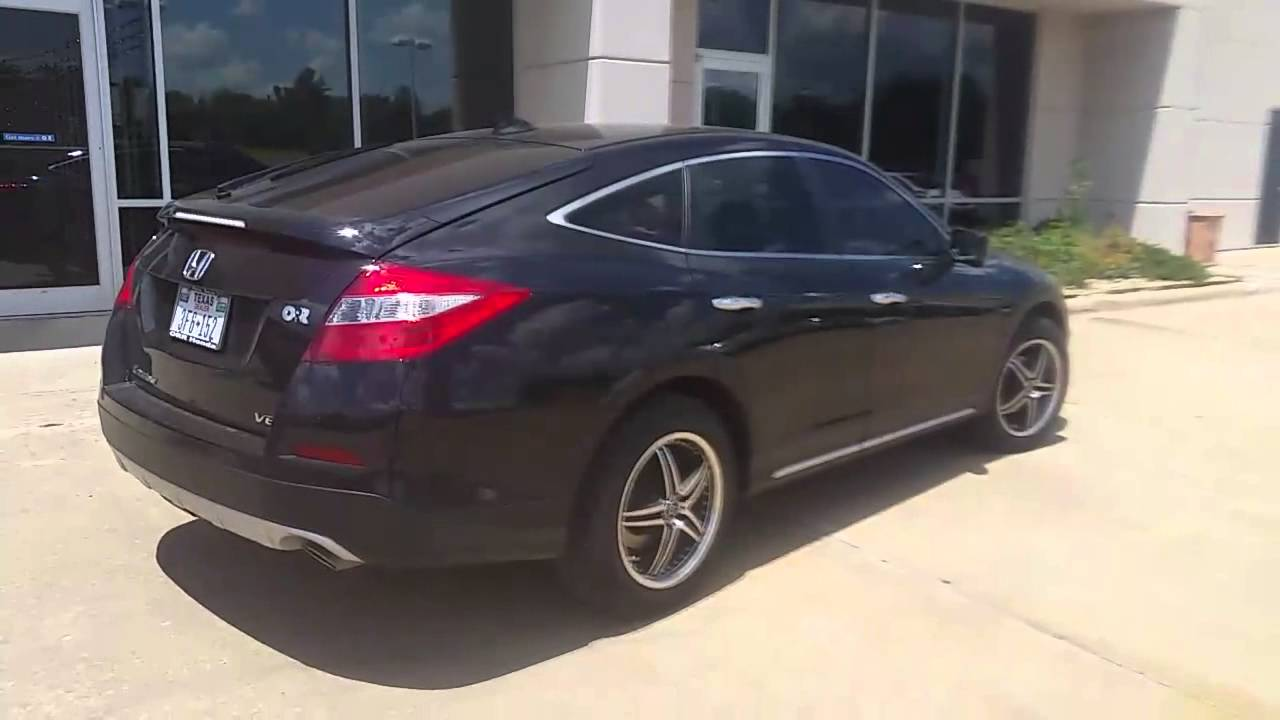2013 honda crosstour v6 youtube. Black Bedroom Furniture Sets. Home Design Ideas