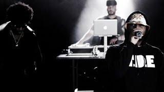 XXL Freshmen 2013 Cypher - Part 2 - ScHoolboy Q, Trinidad Jame$ & Kirko Bangz