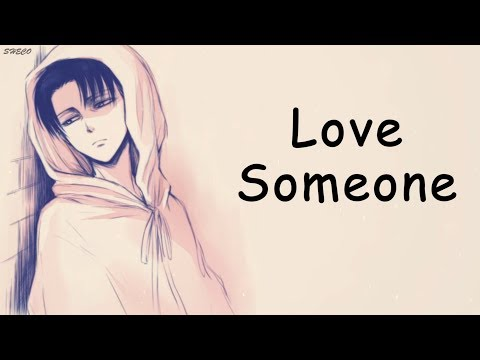 「Nightcore」→ Love Someone ♪ (Lukas Graham) LYRICS ✔︎