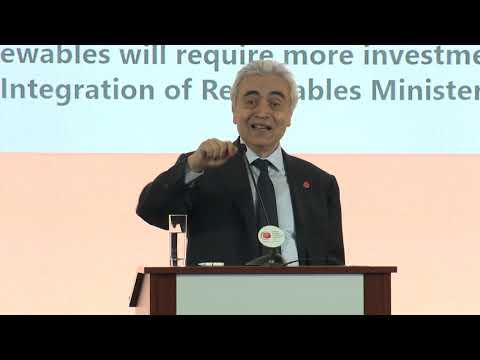Смотреть Dr Fatih Birol, Executive Director of IEA at #betd2019: Berlin Energy Transition Dialogue 2019 онлайн