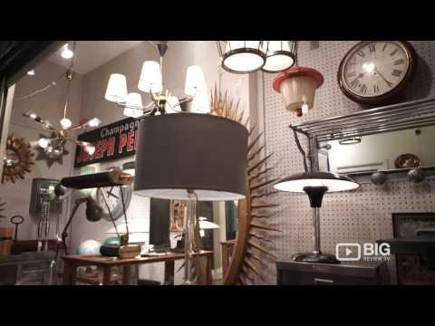 Travers Antiques Shop London for Antique, Art Deco, and Vintage Furniture