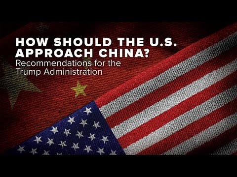 How Should The US Approach China?-- Winston Lord Orville Schell and Susan Shirk