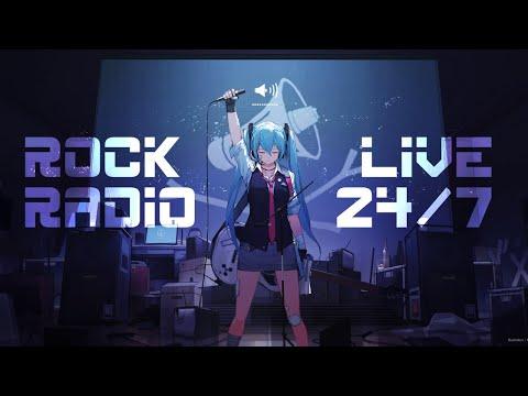 ROCK MUSIC 24/7 Live Stream