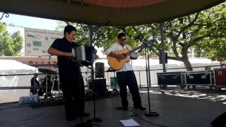 2017 Santa Fe Spanish Market | David Garcia and Jeremiah Martinez - La Calandria