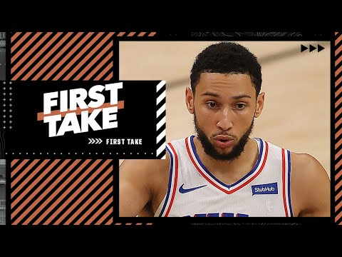 'Ben Simmons has been coddled by this franchise' - Jay Williams | First Take