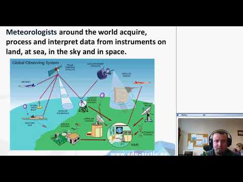 EDU-ARCTIC MONITORING SYSTEM - introductory