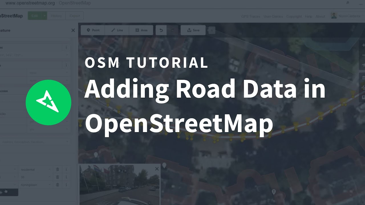 Adding Road Attributes to OpenStreetMap - The Mapillary Blog