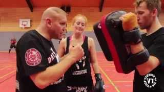 Muay Thai Vs K1 Seminar With Ralf Stege - Siamstore Hamburg