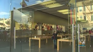 Apple Store May Re-Open Soon
