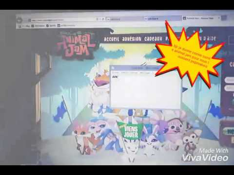 Donné Comte Animal Jam Popmakeis