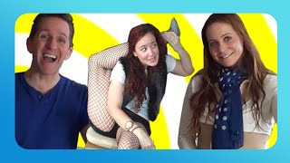 Sexy Contortionist and Kate Middleton! (and morning sickness!!) - #LATalentShow 14