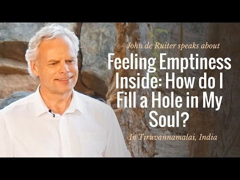 Feeling Emptiness Inside: How Do I Fill a Hole in my Soul?