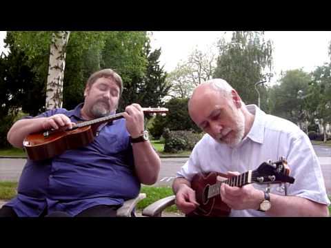 SWEET HOME CHICAGO - Manitoba Hal & Ken Middleton