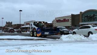 11/10/2014 Twin Cities Winter Storm Coverage B-roll
