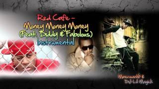 Red Cafe - Money Money Money Instrumental