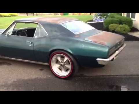 1967 Firebird Barn Find Pro Touring Youtube