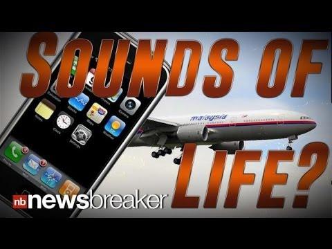 cell phones still ringing malaysia flight