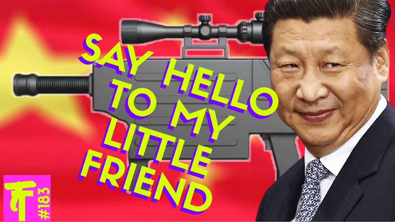 CHINA BUILT A FREAKIN LASER ASSAULT RIFLE | MY THOUGHTS ON