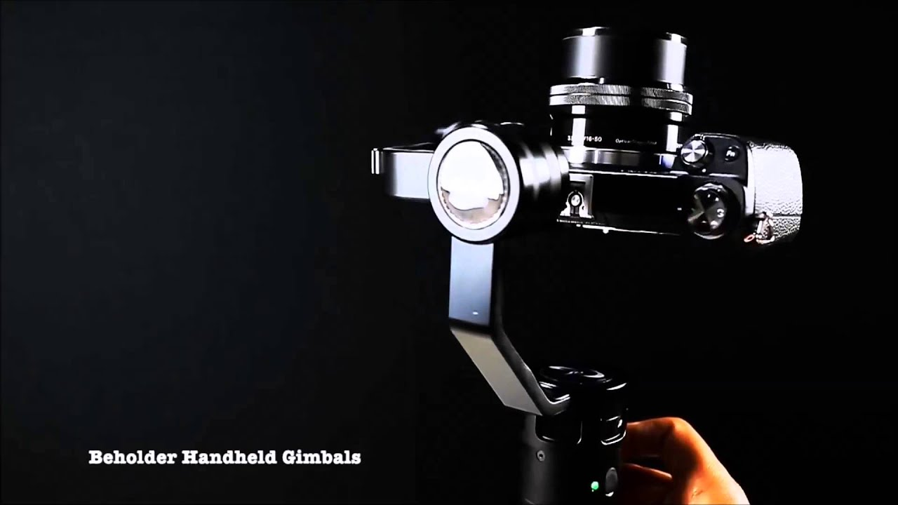 Amazon. Com: beholder ms1 handheld stabilizer 3-axis brushless gimbal for. If you want to hold heavier camera. Please buy our ds1 version which is for dslr.