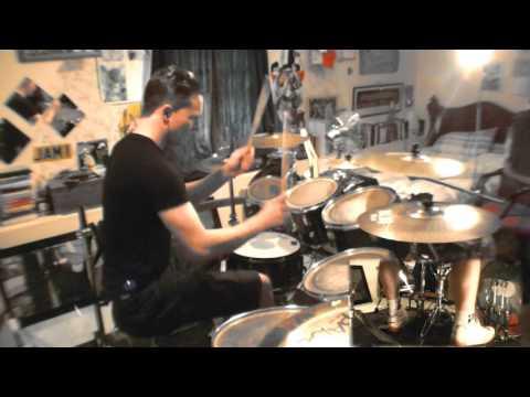 Dead Memories drum cover