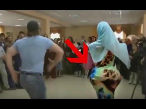 Все обсуждают  эту чеченку,чеченская девушка танцует лезгинку