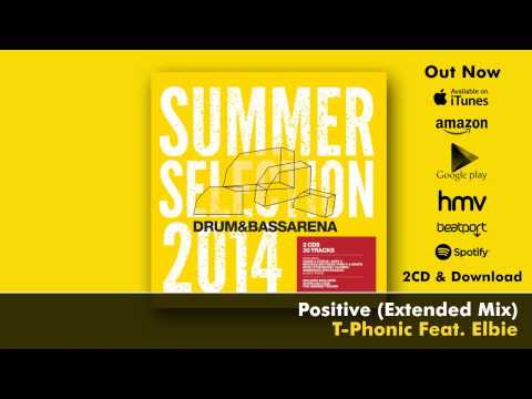 Drum&BassArena Summer Selection 2014 (Album Megamix)