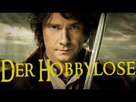 DER HOBBYLOSE - Der Hobbit Parodie/Synchro/Verarsche - Gartensong
