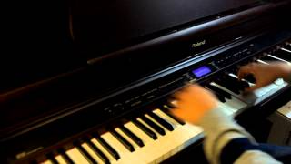 Mirai Nikki OST Here With You Piano