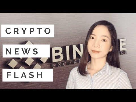 Asia Crypto Today | Crypto News Flash | Stella | BNB | WAVES | SEC