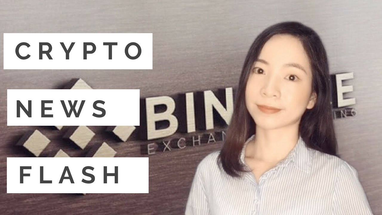 Crypto flash news