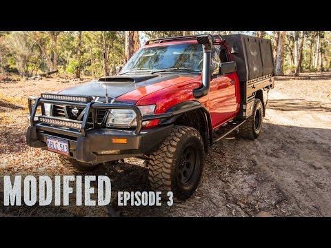 Modified TD42 GU Patrol Ute, Modified Episode 3