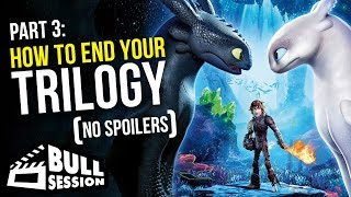 How To Train Your Dragon: The Hidden World Movie Review - Bull Session