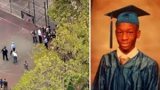 Brooklyn basketball court shooting leaves 16-year-old dead