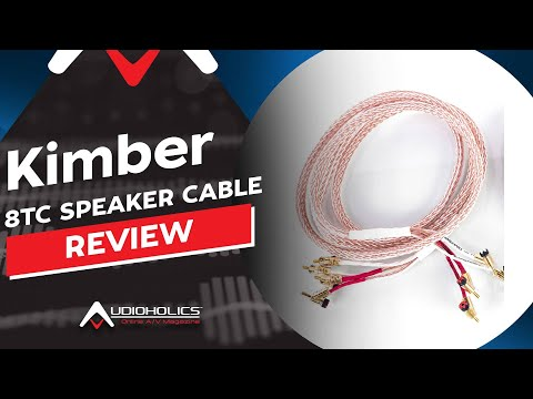 Kimber Kable 8TC Speaker  Cables Review