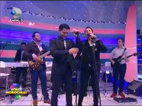 Jean de la Craiova si Liviu Varciu - Iti daruiesc inima mea ( LIVE la Roata Norocului 23.11.2012 )