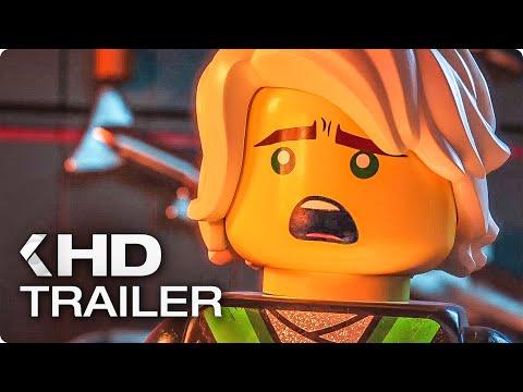 "THE LEGO NINJAGO MOVIE ""Comic-Con Greetings"" Clip & Trailer (2017)"