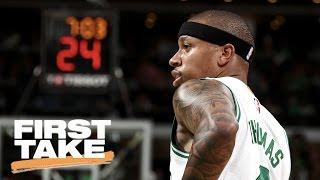 Boston Celtics Keeping Isaiah Thomas? | First Take | May 22, 2017